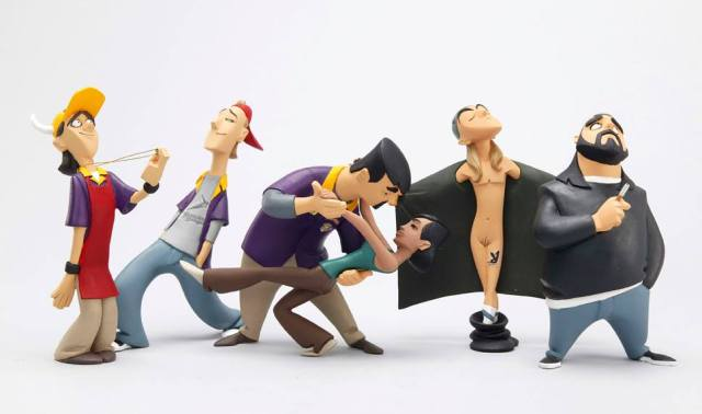 clerks-ii-inaction-figures-line-up